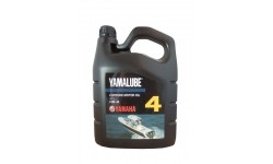 Yamalube для 4-х тактных моторов 4 литра