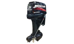 Мотор Mercury JetDrive 25 ML