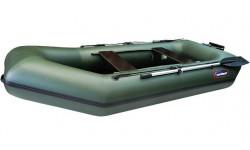 Надувная лодка Хантер 280 ЛТ (зелёный)