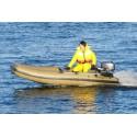 Надувная ПВХ лодка Badger Excel Line 360 PW
