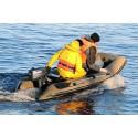 Надувная ПВХ лодка Badger Excel Line 280 PW