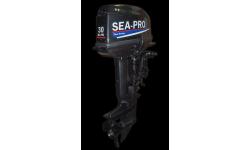Двухтактный мотор лодочный подвесной SEA-PRO Т 30S