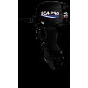 Двухтактный мотор лодочный подвесной SEA-PRO Т 40S