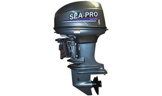 Двухтактный мотор лодочный подвесной SEA-PRO Т 40S&E