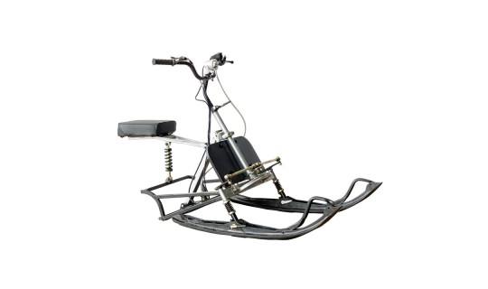 Универсальный лыжный модуль для Мухтар-15