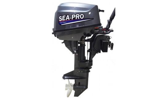Четырехтактный мотор лодочный подвесной SEA-PRO F 9.8