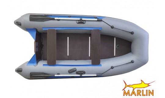 Надувная лодка ПВХ Marlin 300E