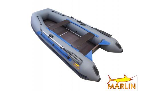 Надувная лодка ПВХ Marlin 320E