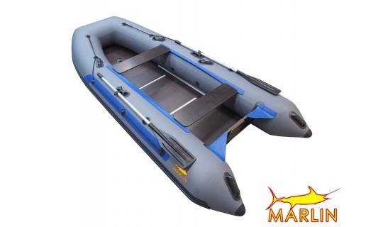 Надувная лодка ПВХ Marlin 340E