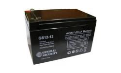 Аккумулятор General Security GS 12-12