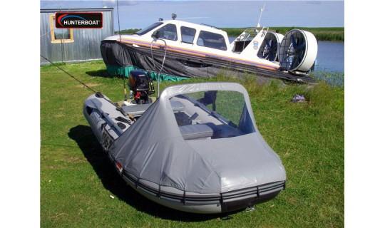 Тент носовой на лодку ПВХ Хантер 320