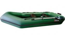 Надувная лодка Хантер 300 ЛТ (зелёный)