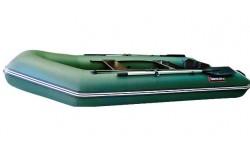 Надувная лодка Хантер 320 ЛК (зелёный)