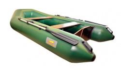 Надувная лодка ПВХ Marlin 290SL (зелёный)