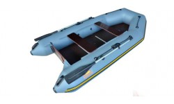 Лодка Marlin 290SLK (серый)