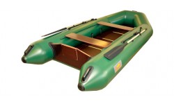 Надувная лодка ПВХ Marlin 320SL (зелёный)