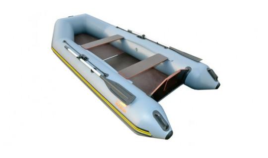 Надувная лодка ПВХ Marlin 320SL+ (серый)