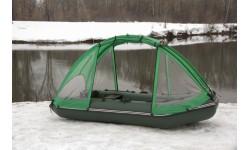 Тент-палатка на моторную лодку 280, 290 см