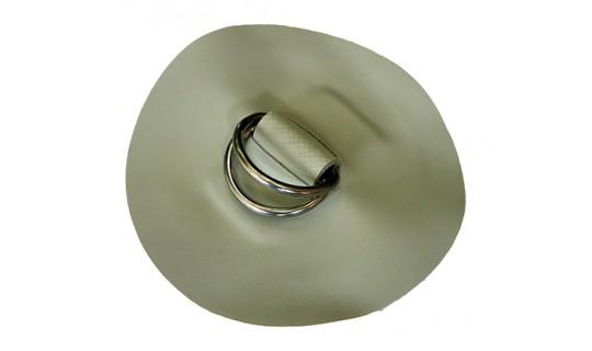 Система крепления с двумя кольцами (серая)