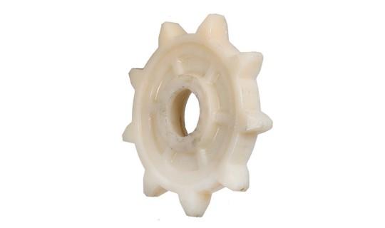 Звезда ведомая гусеничного блока (пластик)