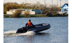 Лодка НДНД Групер 400