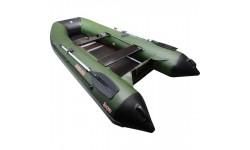 Лодка надувная Лиман ЛН-340 (серый)