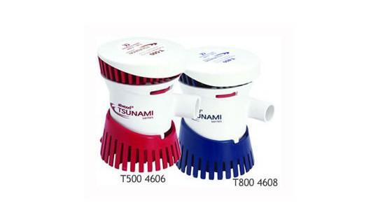 Электрическая помпа отливная Tsunami T500