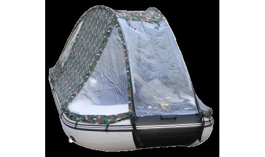 Тент-палатка на моторную лодку 320 см