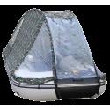 Тент-палатка на моторную лодку Ривьера 3600