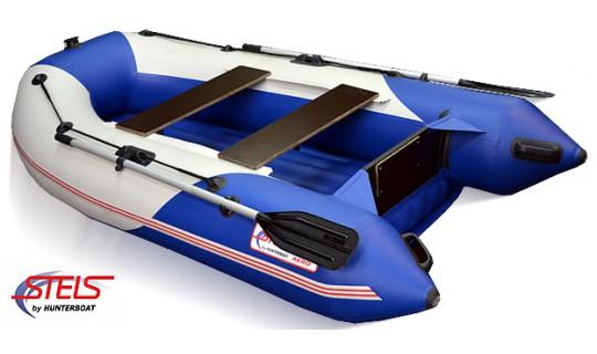 Надувная лодка Стэлс 255 Аэро