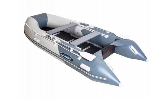 Лодка ПВХ Gladiator B300DP c Фанерным пайолом