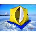 Палатка зимняя Стэк Куб-3 (трехместная/3 слоя)