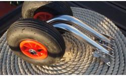 Транцевые колеса для РИБов