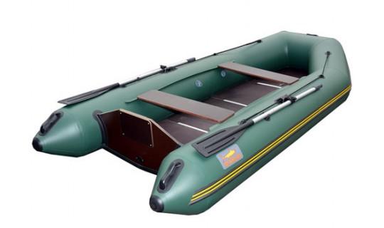 Надувная лодка ПВХ Marlin 320SLK (зелёный)