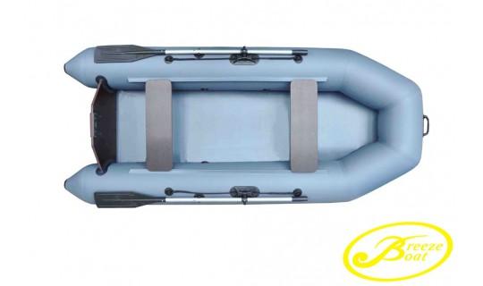 Надувная лодка ПВХ Breeze 280