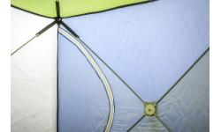 Палатка зимняя Стэк Куб-3 дышащая (трехместная/3 слоя)