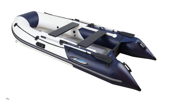 Надувная лодка Gladiator Light B330AD