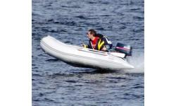 Надувная лодка Badger Fishing Line 270 PW