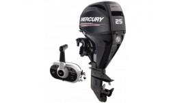 Четырехтактный мотор лодочный подвесной Mercury F 25 E EFI*