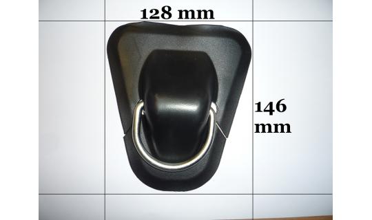 Рым кольцо 55 мм. большое (металл)