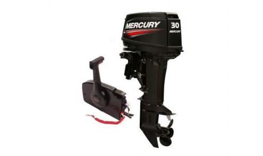Двухтактный мотор лодочный подвесной Mercury ME 30 ЕL