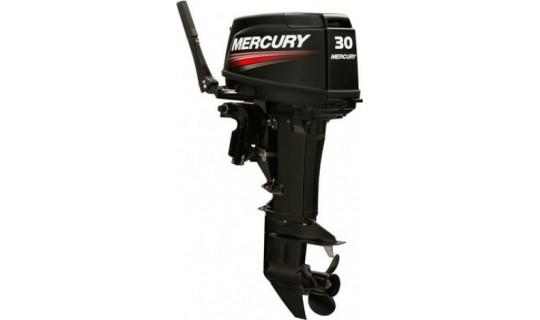 Двухтактный мотор лодочный подвесной Mercury ME 30 ML*