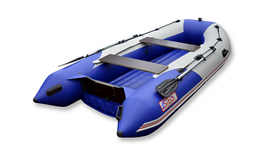 Надувная лодка Хантер Stels 335 Аэро