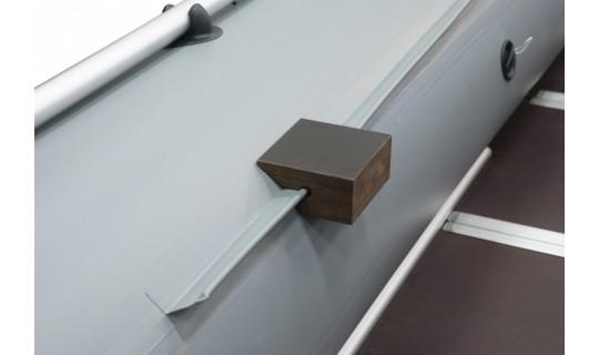 Универсальный крепежный блок для крепления эхолота