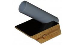 Универсальный крепежный блок с держателем для удочки