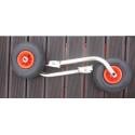 Транцевые колёса для лодок Флагман DK