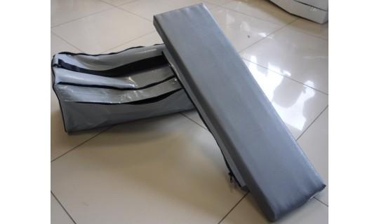 Комплект накладка на сиденье с сумкой 800 мм (иск. кожа))