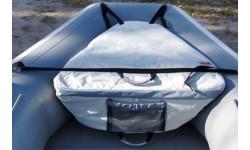 Носовая сумка (86*65*28 см), Grey