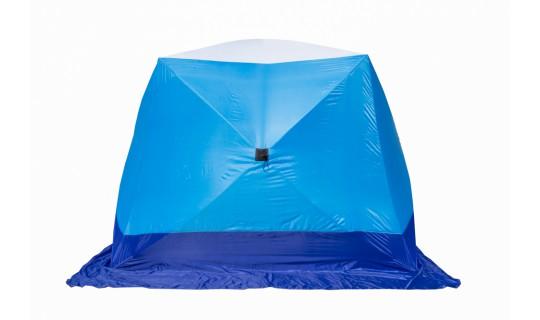 Палатка зимняя Стэк Куб-3 ЛОНГ (трехслойная)