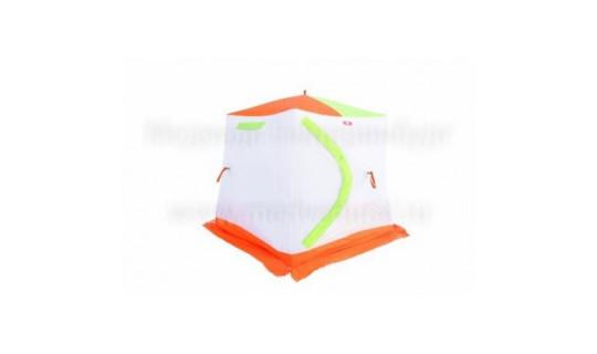 Палатка зимняя Медведь Куб-2 (двухместная/3 слоя)